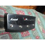 Pedal Y Afinador Marshall Programable/embalado