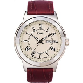 Relogio Timex Indiglo Numerais Romanos