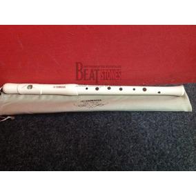 Flauta Traversa Yamaha Yrf21 Fife De Plástico - Barracas