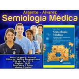 Semiología Médica Argente Alvarez Pdf