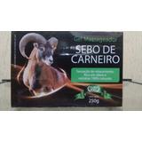 Gel Massageador Sebo De Carneiro 250g Flora Pura.