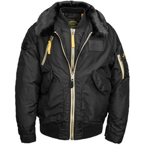 Chaqueta Alpha Industries De Piloto B15 Air Frame