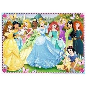 Ravensburger - 100 Piezas 10570-princesas Disney