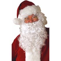 Peluca Barba Y Bigote Santa Claus Santa Clos 115 Navidad
