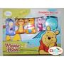 Móbile Giratório Musical Para Berço Disney Ursinho Pooh Baby