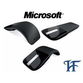 Mouse Microsoft Arc Touch Inalámbrico. Bluetooth Rvf-00052