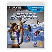 Sports Champions Ps3 Jogo - Frete Gratis- Semi-novo