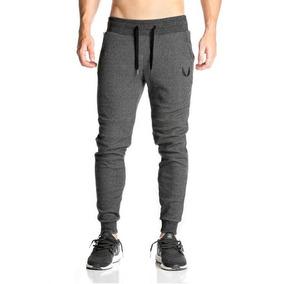 Gym Pants Jogger Slim Deportivo Moda Hombre Fit Tallas Disp