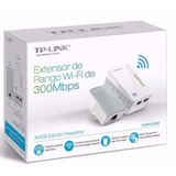 Kit Repetidor Powerline Wifi Av500 300mbpstl-wpa4220kit