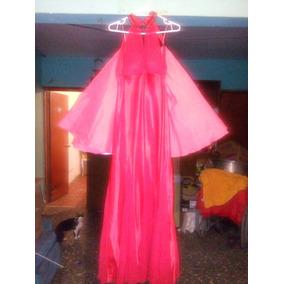 Vestido Rojo Talla 9 Marca Nikky Italy