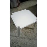 Mesa Infantil Manaplas Color Blanco