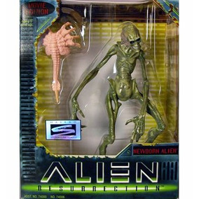 Figura De Acción Pelicula Alien New Born Alien
