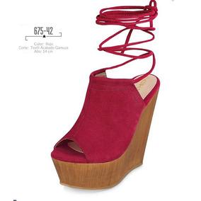 Zapatos Cklass Rojo Otoño/invierno 2016 Nuevos Envio Gratis
