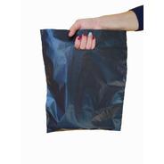 Bolsas Lisas Negras Riñon Polietileno 50x60