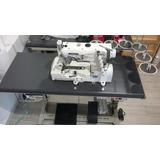 Set De 3 Máquinas De Costura Industriales Seminuevas