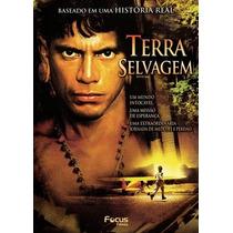Filme Gospel - Terra Selvagem - Dvd Original, Novo E Lacrado