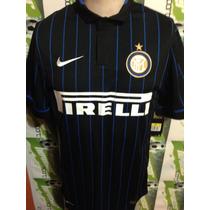 Jersey Nike Inter De Milan Italia 2016 100%original ·oferta·