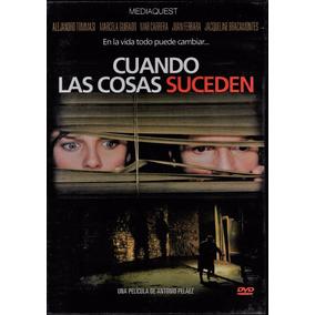 Cuando Las Cosa Suceden - Antonio Peláez - Ferrara - Dvd