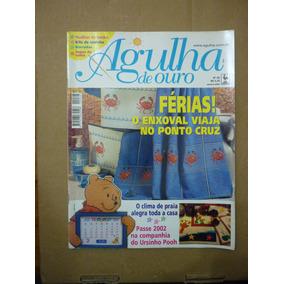 Revista Agulha De Ouro Nº 66 - Janeiro / 2002