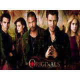Serie Os Originais Todas As 4 Temporadas Com Frete Grátis