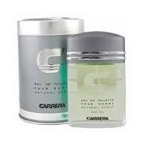 Perfume Carrera Masculino 100 Ml - 100% Original
