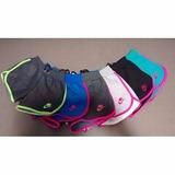 Lote Kit 5 Shorts Academia Moleton Nike Feminino Barato