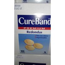 Curita Redondo Caja C/100 Pzas