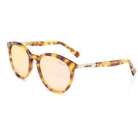 43d98828fc278 Oculos Redondo Espelhado Amarelo - Óculos De Sol Colcci no Mercado ...