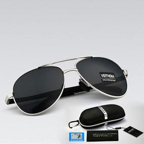 Óculos De Sol Polarizado Importado Veithdia Aviador Uv 1306