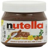 Spread Nutella Avellana Con Leche Descremada Y Cacao -4 Pack