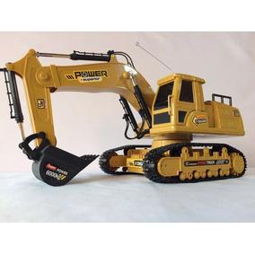 Trator Escavadeira R/c 8 Ch Mod 6811l +preço Top
