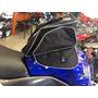 Bolso Para Moto Tanque Con Iman Con Visor Mapas Gps Alforjas