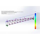 Projetos Mecânicos, Desenho Técnico E Orçamento. Peça O Seu!