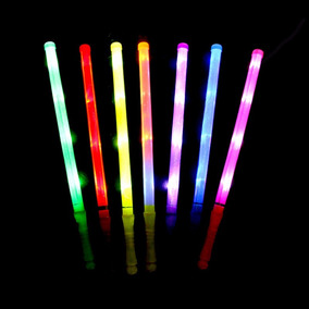 10 Barras Luminosas Led Led Neon Varitas Espadas Fiestas