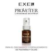 Promoter Exel Incentivador De Crecimiento Cejas Y Pestañas