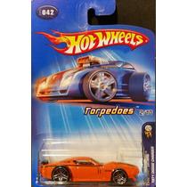 Hotwheels 1971 Dodge Charger #42 2005 Torpedoes