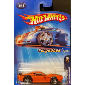 Hotwheels 1971 Dodge Charger #42 2005 Torpedoes