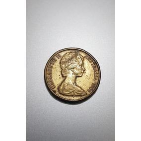 Moeda Australiana De 1 Dollar De 1984