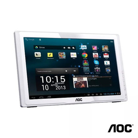 Pc Aoc Smart All-in-one 22 Led 1080p Modelo A2258pwh