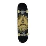 Patineta Premium Estilo Skateboard Plt Mod. Greenfield Negro