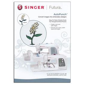 Singer Futura Ce-250-xl 400 Drivers Y Soft De Edicion