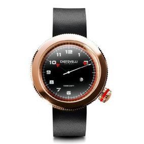Reloj Chotovelli Gauge Hombres Rosa Alfa Romeo Dial Ne W19