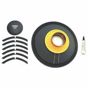 Kit Reparo Alto Falante Oversound Insanno 15-3.000 4 Ohms