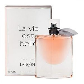 Perfume La Vie Est Belle Edp 75 Ml Original + 2 Amostras