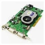 128mb Hp Nvidia Quadro Fx1100 Agp 8x Dual Dvi Ddr Ii 350968-