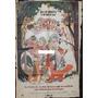 Afiche Original El Zorro Y El Sabueso Dibujo Animado 1981