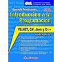 E Book Libro Introducción A La Programación Algoritmos Y S
