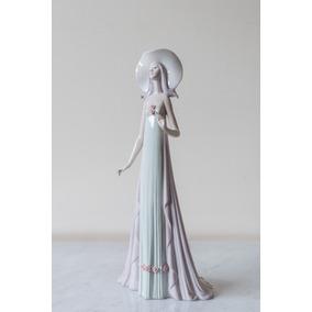Figura De Porcelana Española Lladro De Los Años 70.