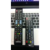 Control Remoto Genérico Para Televisor Lcd Led Lg Samsung