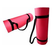 Tatame Esteira Para Yoga Exercícios Físicos 1,80mx53cmx10mm